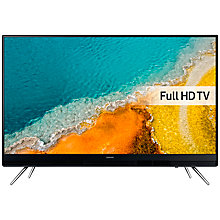 "Buy Samsung UE40K5100 LED Full HD 1080p TV, 40"" with Freeview HD & Joiiii Design, Black Online at johnlewis.com"