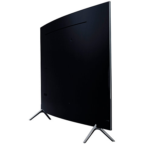 buy samsung ue49ks7500 curved suhd hdr 1 000 4k ultra hd quantum dot smart tv 49 with freeview. Black Bedroom Furniture Sets. Home Design Ideas