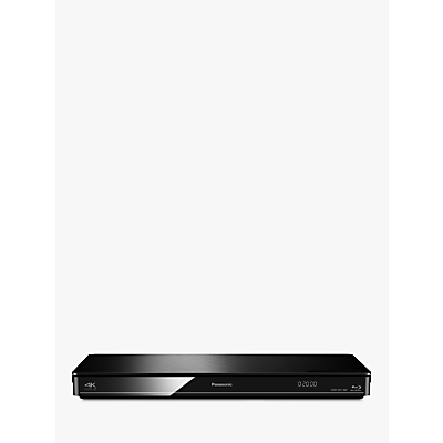 Panasonic DMP-BDT380EB Smart Network 3D 4K Upscaling Blu-Ray/DVD Player Player with Miracast