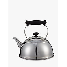 Buy John Lewis Classic Stovetop Kettle, Stainless Steel Online at johnlewis.com