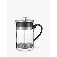 Buy House by John Lewis Cafetiere, 12 Cup Online at johnlewis.com
