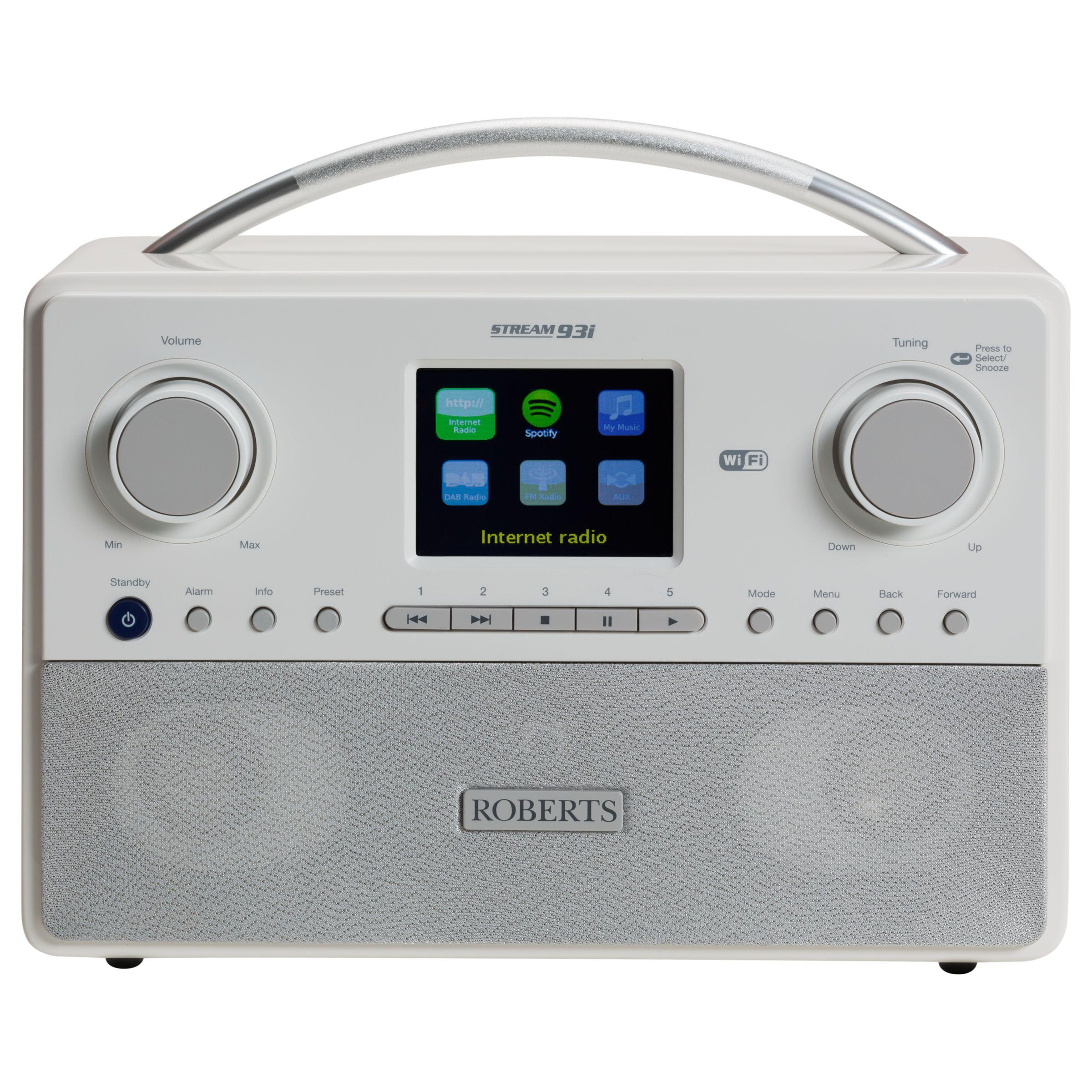 Roberts ROBERTS Stream 93i DAB+/FM Smart Radio