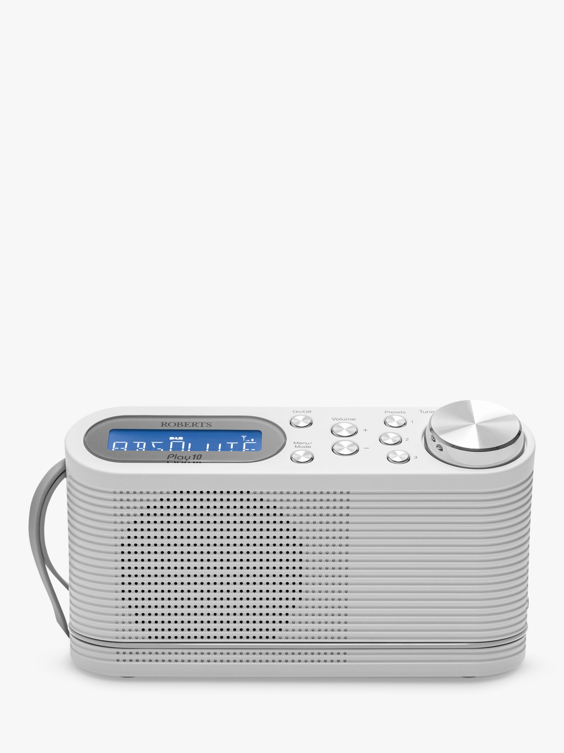 Roberts ROBERTS Play 10 DAB/DAB+/FM Portable Digital Radio