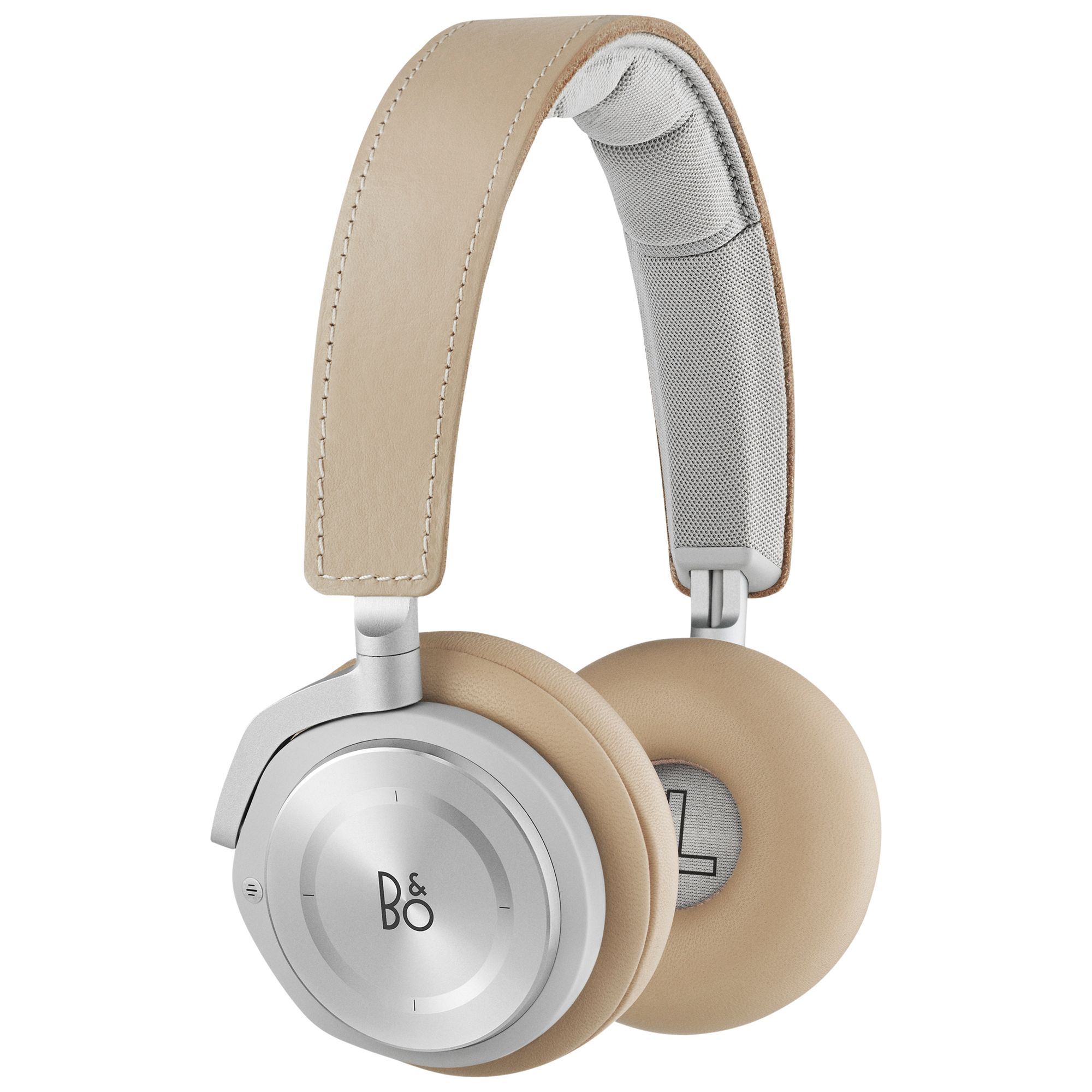 Bang & Olufsen B&O PLAY by Bang & Olufsen Beoplay H8 Wireless Bluetooth Active Noise Cancelling On-Ear Headphones with Intuitive Touch Controls
