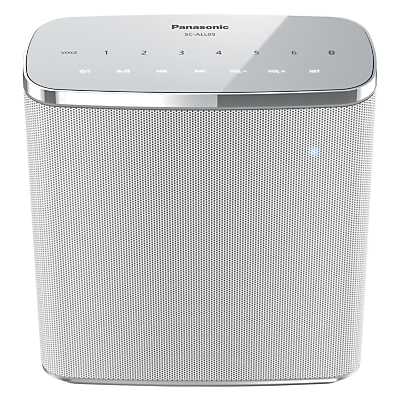 Panasonic SC-ALL05 Multiroom Waterproof Bluetooth Portable Speaker