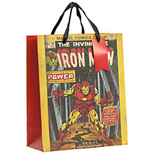 Buy Marvel Gift Bag, Medium Online at johnlewis.com
