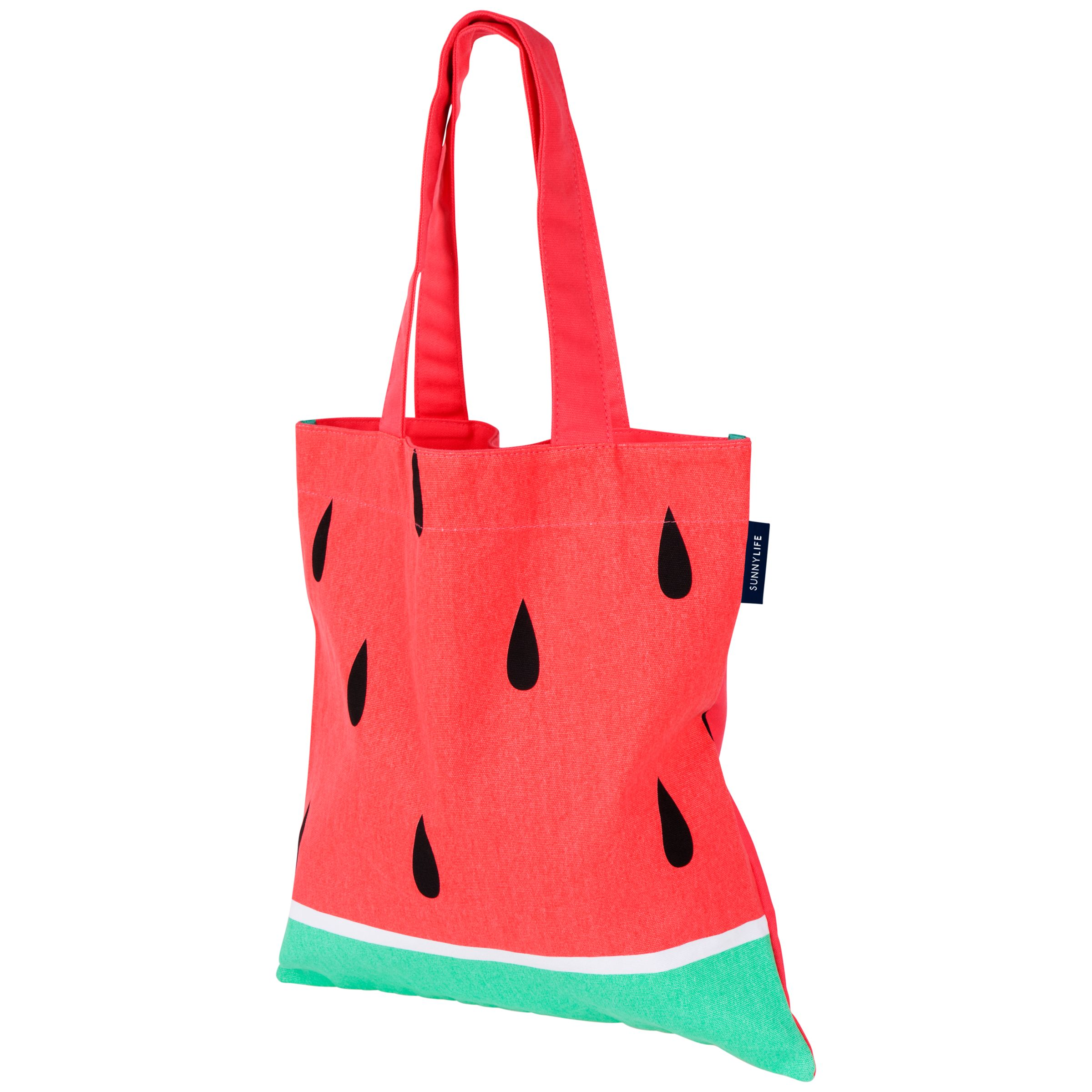 Sunnylife Sunnylife Watermelon Tote Bag