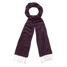 Buy Phase Eight Diamond Weave Silk Blend Pashmina Online at johnlewis.com