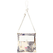 Buy Nica Isabelle Palm Print Across Body Bag, Multi Online at johnlewis.com