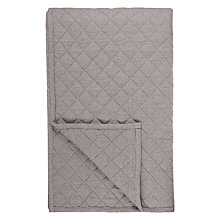 Buy John Lewis Croft Collection Brushed Cotton Bedspread Online at johnlewis.com