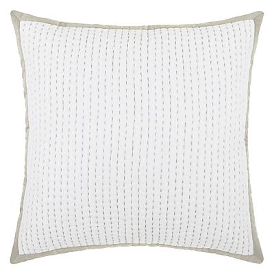 John Lewis Lydia Stitch Cushion Cover
