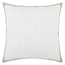 Buy John Lewis Lydia Stitch Cushion Cover Online at johnlewis.com