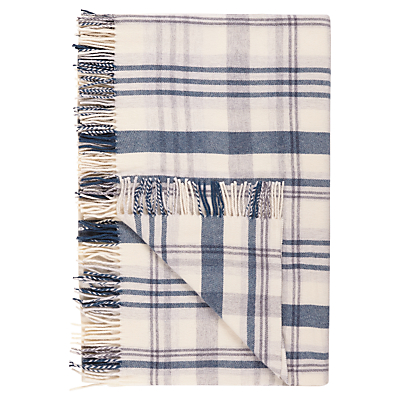 John Lewis Croft Collection Snowshill Appin Check Throw