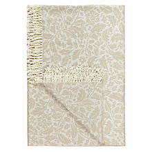 Buy John Lewis Ruskin Conston Throw Online at johnlewis.com