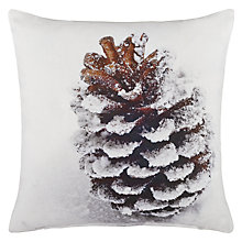 Buy John Lewis Pine Cone Cushion Online at johnlewis.com