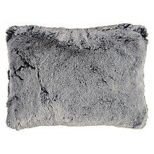 Buy John Lewis Faux Fur Cushion Online at johnlewis.com