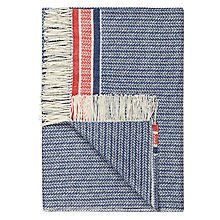 Buy John Lewis Chamonix Geometric Throw Online at johnlewis.com