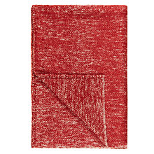 Buy John Lewis Ruskin Marley Textured Throw Online at johnlewis.com