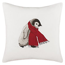 Buy Ben Rothery Tim Penguin Cushion Online at johnlewis.com