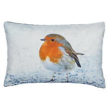 Buy John Lewis Ruskin House Robin Cushion Online at johnlewis.com