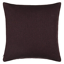 Buy Design Project by John Lewis No.048 Cushion, Juniper Berry Online at johnlewis.com