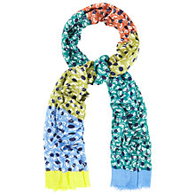 Buy White Stuff Polka Watermelon Scarf, Multi Online at johnlewis.com