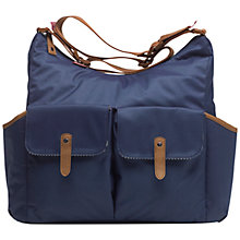 Buy Babymel Frankie Changing Bag, Black Online at johnlewis.com
