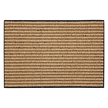 Buy John Lewis Coir Loop Door Mat, Natural Online at johnlewis.com