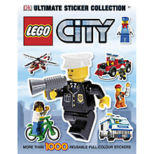 Buy LEGO City Ultimate Sticker Collection Online at johnlewis.com