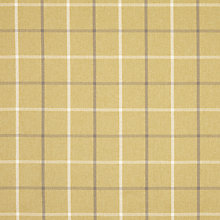 Buy John Lewis William Check Fabric, Apple, Price Band B Online at johnlewis.com