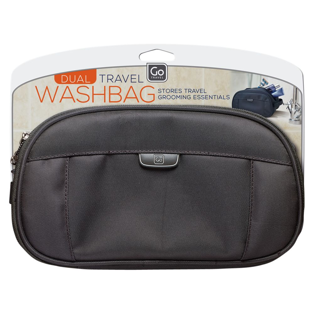 Go Travel Go Travel Dual Washbag