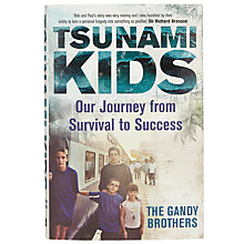 Buy Gandys Tsunami Kids Book Online at johnlewis.com