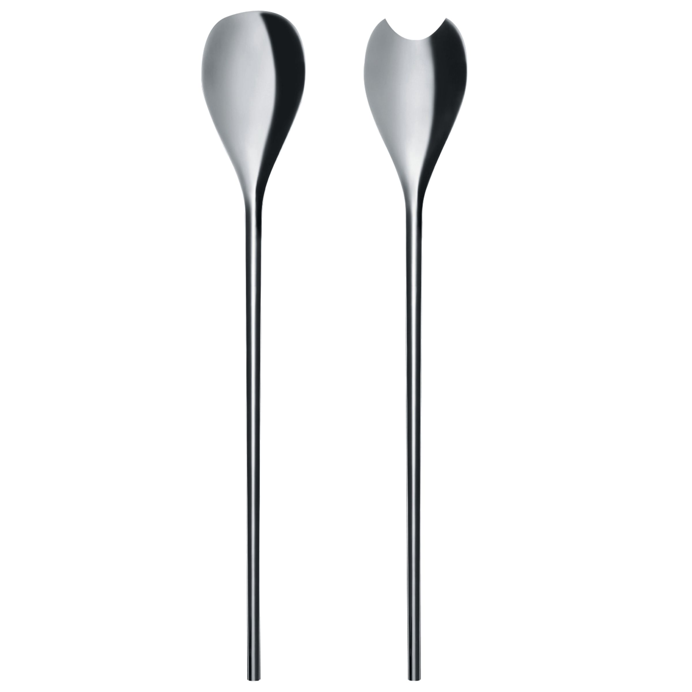 Alessi Alessi 'Human Collection' Salad Servers, 2 Piece