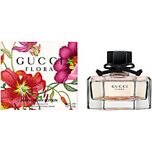 Buy Gucci Flora Anniversary Edition Eau de Toilette, 50ml Online at johnlewis.com