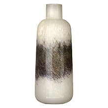 Buy Voyage Elemental Amphitrite Large Vessel, Onyx, Cream/ Brown Online at johnlewis.com