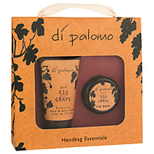 Buy Di Palomo Fig & Grape Handbag Essentials Set Online at johnlewis.com