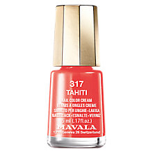 Buy MAVALA Nail Polish First Class Collection Online at johnlewis.com