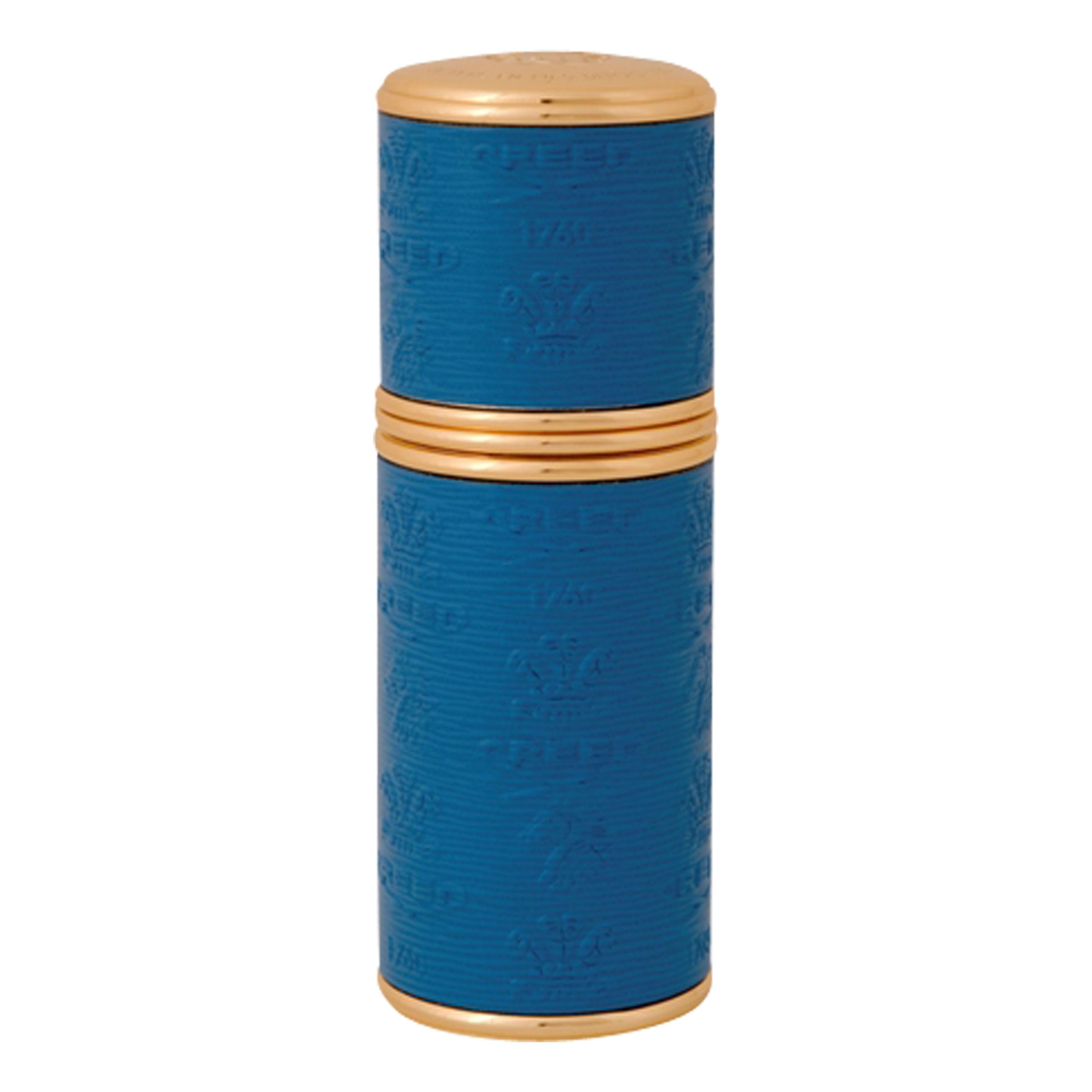 Creed CREED Gold Trim Leather Bound Refillable Atomiser, 50ml