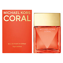 Buy Michael Kors Coral Eau de Parfum Online at johnlewis.com