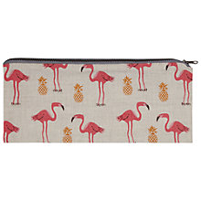 Buy Fenella Smith Flamingo and Pinepple Brush Case Online at johnlewis.com