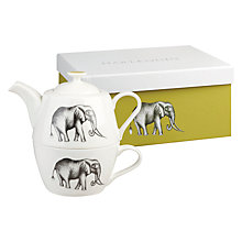 Buy Harlequin Savannah Teapot and Cup For One Online at johnlewis.com