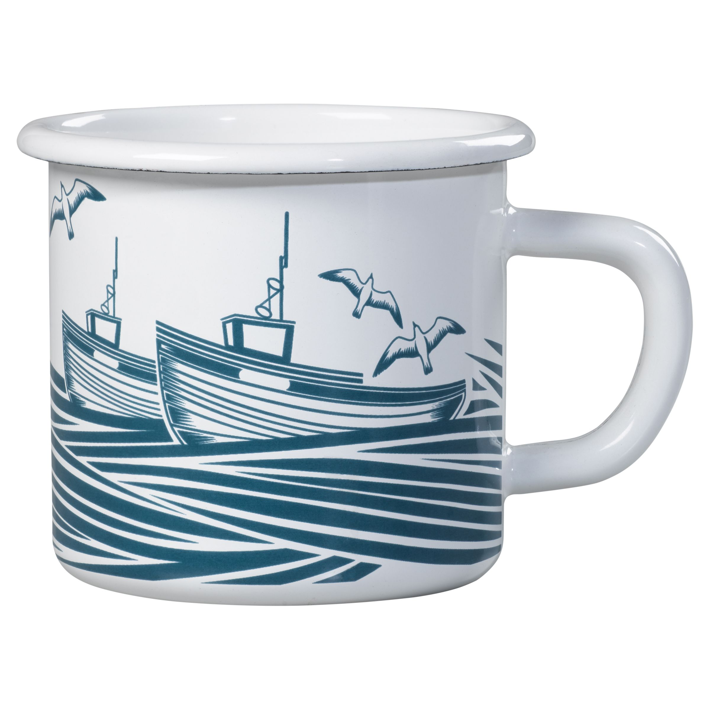 Mini Moderns Mini Moderns Whitby Enamel Mug