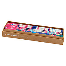 Buy Joules Box Pencils, Multi Online at johnlewis.com
