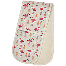 Buy Fenella Smith Flamingo and Pineapple Double Oven Glove Online at johnlewis.com