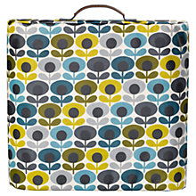 Buy Orla Kiely Oval Flower Print Garden Kneeler Online at johnlewis.com
