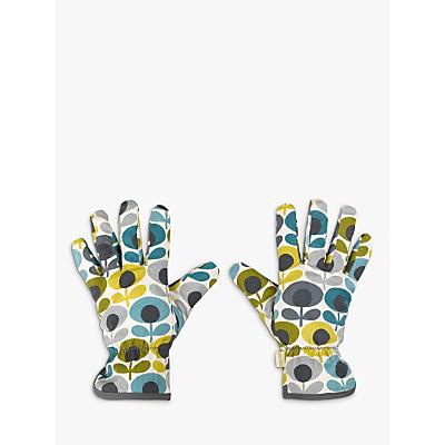 Orla Kiely Oval Flower Print Potting Gloves
