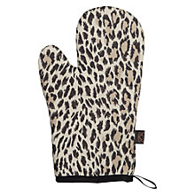 Buy House of Hackney Wild Card Gauntlet Oven Glove. Butterscotch Online at johnlewis.com
