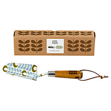 Buy Orla Kiely Oval Flower Print Trowel Online at johnlewis.com