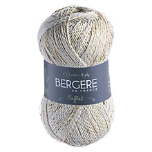Buy Bergere De France Reflet 4 Ply Yarn, 100g Online at johnlewis.com