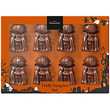 Buy Hotel Chocolat 'Tiddly Vampires' Milk Chocolate, Box of 8, 155g Online at johnlewis.com